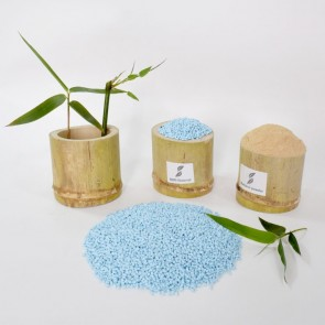 Green disposable BBM material for Kid's Tableware BBM-M006