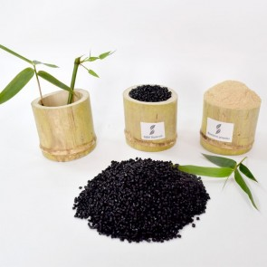 To dispose of Black Color Pellets raw material BBM-M008