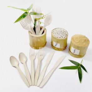 Disposable Degradable Knife Fork and Spoon