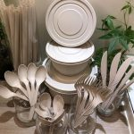 Compostable Food Grade Party Bamboo 100% Biodegradable Tableware Spoon3